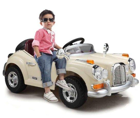 Лучший подарок ребенку  - электромобиль!