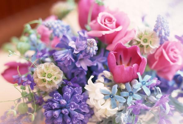Доставка самых красивых цветов и подарков