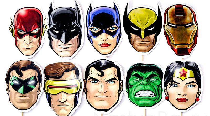 Лучшие товары для праздника и карнавальные маски