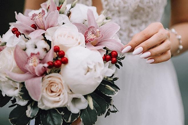 5 Идей для осеннего свадебного букета