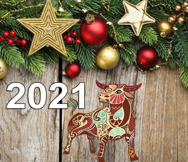 Бесплатные картинки на Новый год