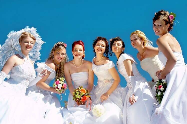 Свадебные платья по лучшей цене